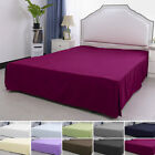 Pleated Bed Skirt Classic Tailored Styling Dust Ruffled Hotel Quality image