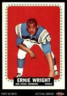 1964 Topps #174 Ernie Wright Chargers Ohio St 5 - EX $17.5 USD on eBay