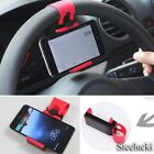 US STOCK Car Steering Wheel Mobile Phone Holder Universal Cellphone Stand Mount