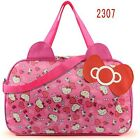 Hello kitty Waterproof Travel Bags Shoulder Tote Duffle 5 colors -FREE SHIPPING