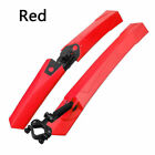 NEW Cycling Mountain Bike Bicycle Mudguard Splash Front&Rear Fender Set Outdoor