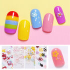 3D Nail Art Decorations Hollow Nail Accessories Ultra Thin Nail Design Decals