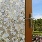 Thicken Window Film Bathroom Door Glass Opaque Frosted Self-adhesive Sticker US