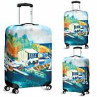 Colorful Luggage cover