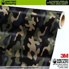 LARGE MILITANT BLUE Camouflage Vinyl Vehicle Car Wrap Camo Film Sheet Roll