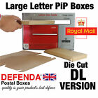 DL Royal Mail Large Letter PIP Cardboard POSTAL Shipping Posting BOXES
