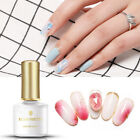 BORN PRETTY 6ml Aqua Clear Cream Blossom Gel Soak Off UV Gel Nail Art Design