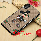 HOT MICKEY MOUSE iPhone X XR XS MAX !19GUCCY24FENDI41MK14 Samsung S9 S10 Case