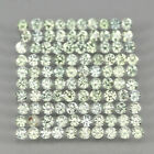 Sapphire+2.71ct.+2mm.+100pcs.+Round+Diamond+Cut+100%25natural+Top+Rich+Green+Lot%21