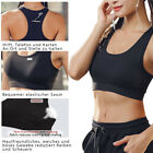 Womens Yoga Sports Running Bra Crop Top Vest Stretch Bras Fitness Padded GIFT
