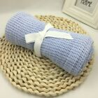 90*70cm Cotton Baby Blanket Breathable Muslin Wrap Bamboo Fiber Baby Swaddle 666