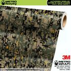 DIGITAL MILITANT YELLOW Camouflage Vinyl Vehicle Car Wrap Camo Film Sheet Roll