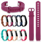 Replacement Silicone Soft Sports Watch Band Strap Bracelet for Fitbit Alta HR C