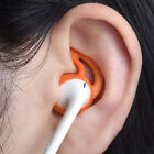 4x In-Ear Eartips Earbuds Earphone Case Cover Skin for Apple AirPods iPhone 7 Co
