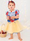 Baby Girls Disney Snow White Princess World Book Day Fancy Dress Costume Outfit