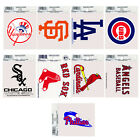 New MLB Pick Your Team Reusable Static Cling Decal - Official Licensed on Ebay