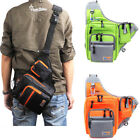 32*39*12CM iLure Outdoor Fishing Backpack Tackle Storage Bags Waterproof N3R6
