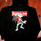 Bugs Bunny Rabbit Hoodie Hypebeast Parody S-3xl Super Preme Pullover Kids Adults