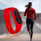 2019 Digital Watch Women Sport Hand Ring Watches Led Sports Fashion Electronic  image