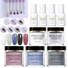 BORN PRETTY Nail Art Dipping Powder System Liquid with Powder Brush Kit No Gel