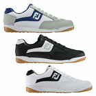 2018 FootJoy FJ Originals Spikeless Golf Shoes Previous Season Style NEW