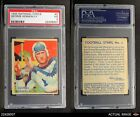1935 National Chicle #3 George Kenneally  Eagles PSA 3 - VGFootball Cards - 215