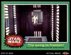 1977 Topps Star Wars #219 The swing to freedom EX/MT $8.25 USD on eBay