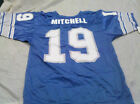 SCOTT MITCHELL #19 RETRO YOUTH DETROIT LIONS NFL WILSON JERSEY FREE SHIPPING $39.99 USD on eBay