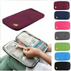 Kyпить Travel Wallet Family Passport Holder Accessories Document Organizer Bag Case US на еВаy.соm