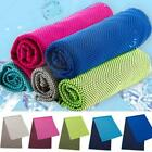 Sports reusable cooling towel water activated. Summer Ice Towel Utility Enduring image