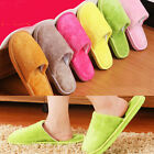 Cute Soft Slippers Womens Mens Shoes Indoor House Winter Warm Family Hot