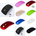 2.4GHz Wireless Mouse Optical Mouse Silent Button Ultra Thin USB Optical MicePro