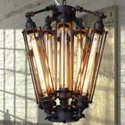 Vintage Industrial Ceiling Mount Chandelier Steampunk Pendant Lamp Wall Fixtures