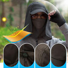 UV Protection Outdoor Cycling Fishing Cap Face Neck Head Cover Visor Flap Hat Co