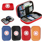 First Aid Medical Emergency Kit Carry Bag Pouch Camping Car Holiday Travel US