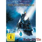 Der Polarexpress (DVD) Tom Hanks *Neu+OVP*