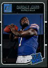 2016 Donruss Rated Rookies NFL RC Football Card Singles You Pick