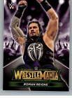 2018 Topps WWE Road to WrestleMania Roster Card Singles You Pick