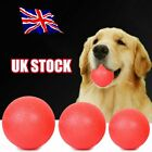 Indestructible Training Toy Rubber Ball Pet Puppy Dog Chew Play Fetch Bite OR