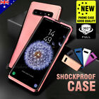 Shockproof Case Thin Slim Cover for Samsung S20 S10 Note 10 Plus Ultra S10 5G