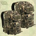 US ASSAULT PACK RUCKSACK LARGE 50L 30L ARMEE OUTDOOR TASCHE BW COOPER REISE TARN