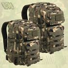 US ASSAULT PACK RUCKSACK LARGE 50L 30L ARMEE OUTDOOR TASCHE BW COOPER WOODLAND