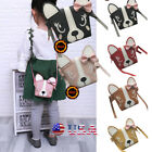 US Toddler Baby Messenger Bags Children Kids Girls Princess Shoulder Bag Handbag