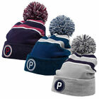 Puma Golf Mens 2019 Pwrwarm Pom Beanie Golf Hat