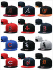 New Flat brim  Mens Snapback Summer Baseball Hat Cap