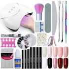 NICOLE DIARY 3 In 1 Soak Off UV LED Nail Gel Polish Kit 36W Lamp Nail Dryer Set