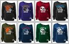 NFL Junior Long Sleeve Boat Neck Lightweight Sweatshirt Distressed Screen Print! $9.99 USD on eBay