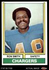 1974 Topps #45 Ron Smith Chargers San Diego St 6 - EX/MT $1.0 USD on eBay