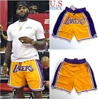 Denver Nuggets Basketball Shorts Vintage Mens 91-92 Sizes S-2XL US