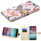 For ZTE Grand X Max 2 Wallet Design Case With Card ID Holder Pocket
